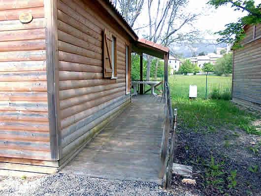 Camping-site Le Village