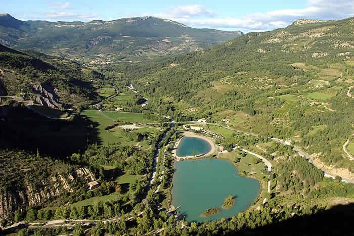 Camping Le Village à La Motte Chalancon