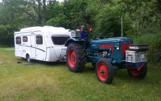 Tracteur, allemagne