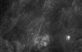 Astronomie, cosmos
