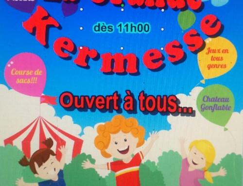 La Grande Kermesse!!!